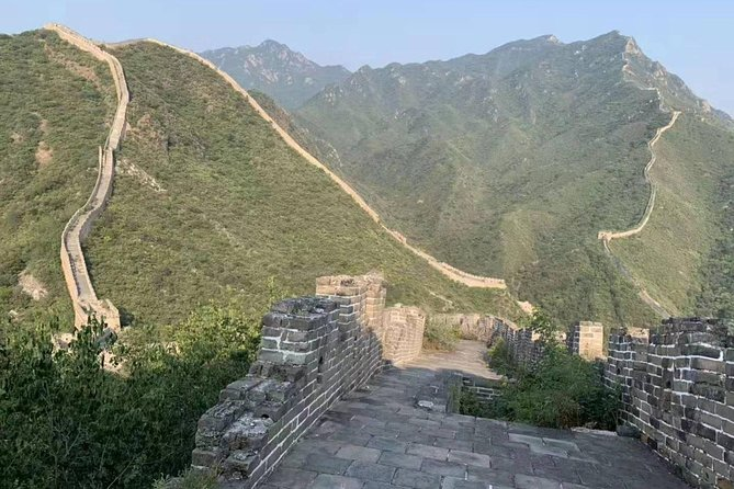 Beijing Huanghuacheng Wild Great Wall Private Tour with round trip transfer