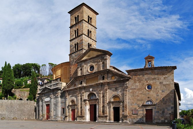 Private Transfer: Civitavecchia Port to Bolsena or vice versa