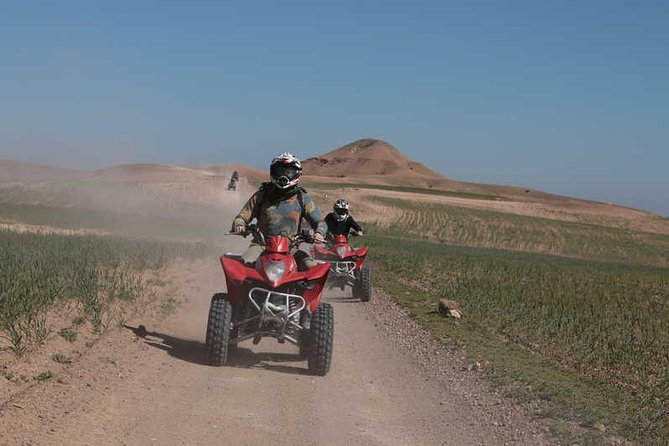 Marrakech Quad Bike ATV on the Palm Groves photo 6