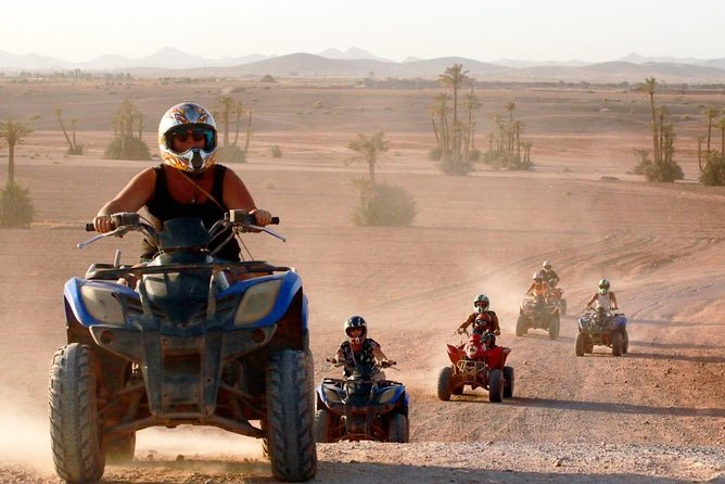 Marrakech Quad Bike ATV on the Palm Groves photo 1