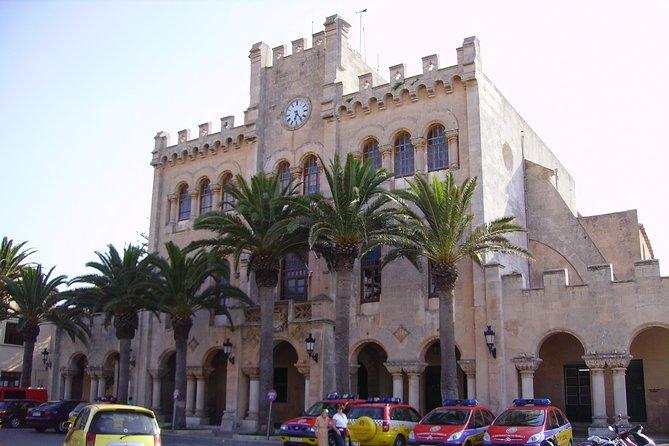 Historic Ciutadella: Explore its ancient stone streets on an audio walking tour