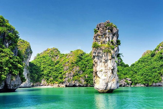 Halong Bay Full-Day Cruise with Kayaking from Hanoi photo 9