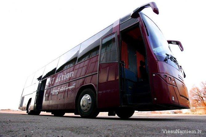 Riga Party Bus Hire