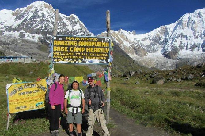 Annapurna Base Camp Trek- 14 Days