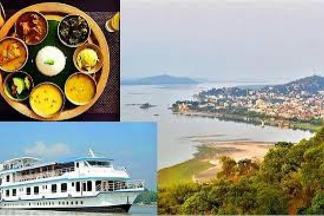Guwahati Day Tour with Lunch and Sunset River Cruise