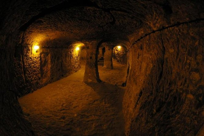 underground city, Ihlara Valley, Selime Monastery adventure tour.