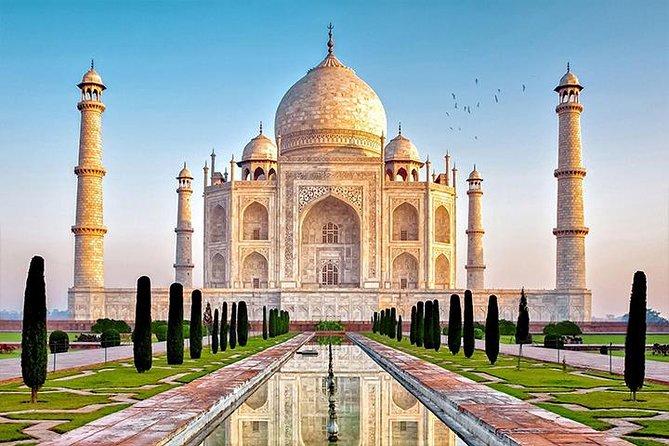 Same Day Agra Tour By Train