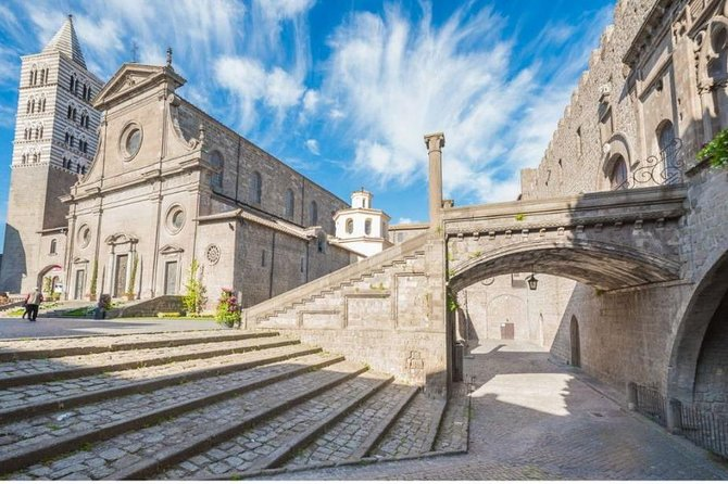 Viterbo and Tuscia: full-day private tour from Rome