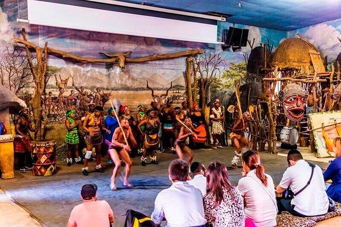 Lesedi Culture Village/ Half Day Tour