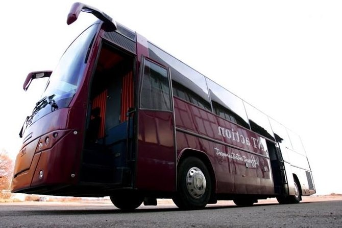 Riga Party Bus Airport Transfer