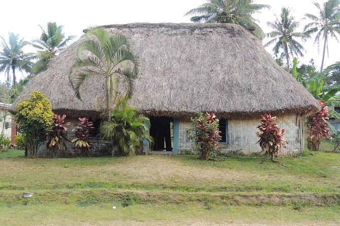 Private Guided Day Tour to the oldest preserved native Fijian Village