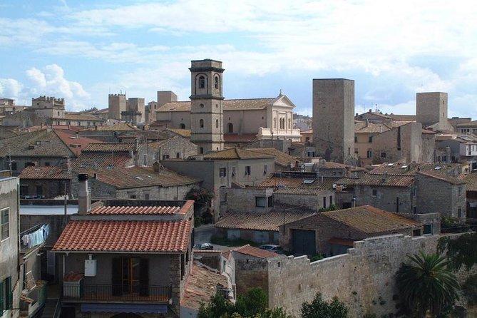 From Rome: full-day private tour to Bracciano, Tarquinia and Sutri