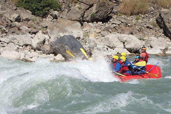 Upper seti half day Rafting from Pokhara