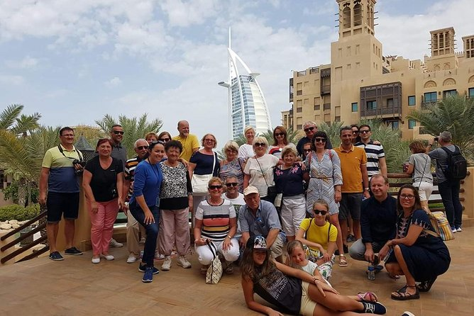 Dubai City Tour Private with Guide English, Hungarian