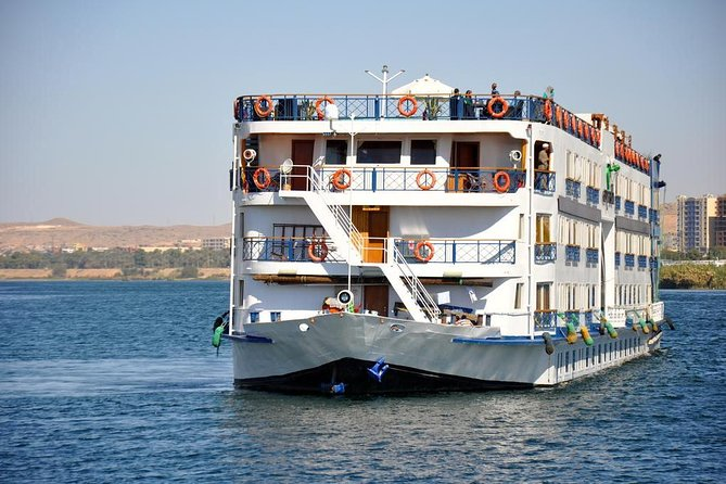5 Days 4 Nights Nile Cruise from Luxor to Aswan photo 9