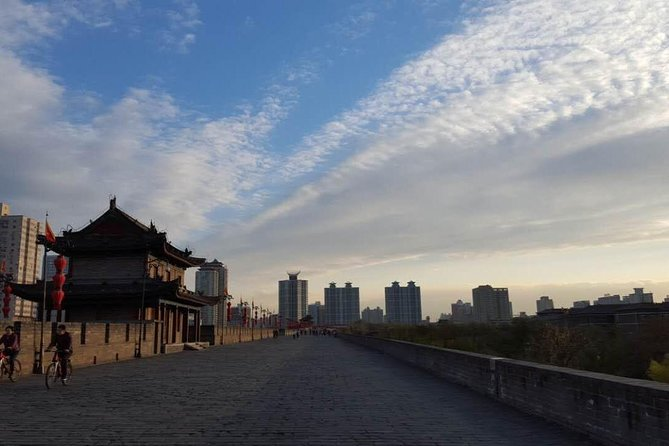 Private Xi'an Terracotta Warriors Tour and City Wall Biking by English Speaking Driver photo 2