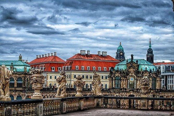 Dresden New Town Walking Tour