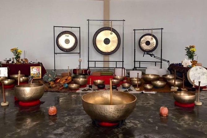 3 Day Singing Bowl & Gong Master Meditation Course