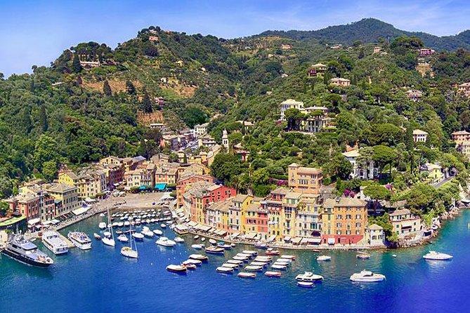 Portofino Private Tour with Driver, Guide and Boat