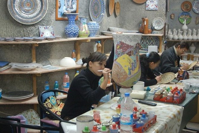 Ephesus and Pottery Workshop Private Tour From Kusadasi