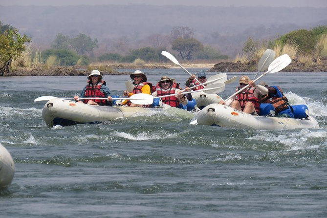 Canoeing - 1 Night / 1 Day - Upper Zambezi - River Wild Safaris