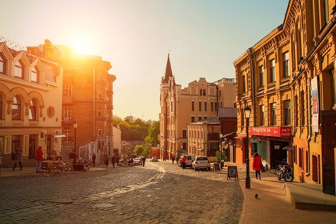 The best sights of Kiev in 3 hours. Private tour by car