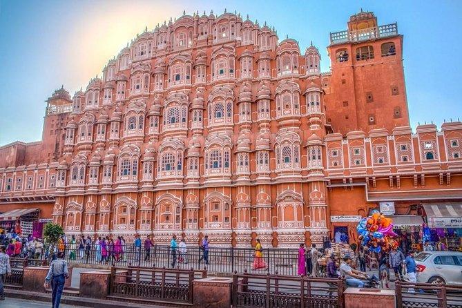 Full Day Jaipur Sightseeing Tour Through AmazyTrip
