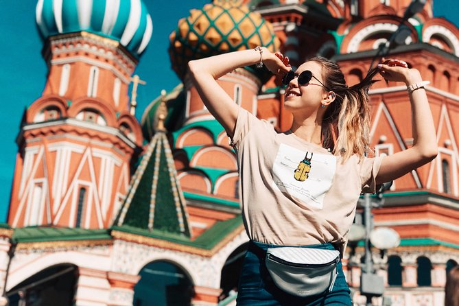 The best of Moscow Walking tour
