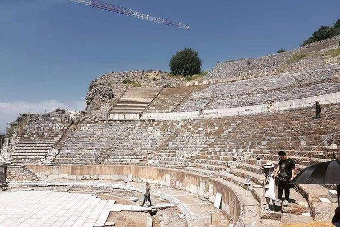 Private Ephesus tour from Izmir Airport