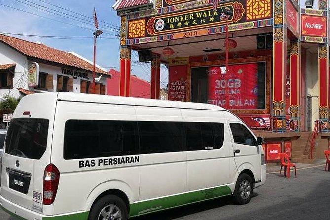 Chauffeur: Malacca to Singapore Van Transfer