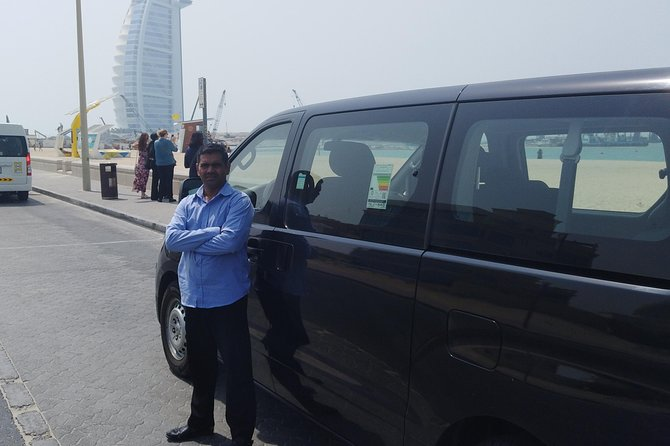 Private Dubai 8 Hours Tour with Professional Driver