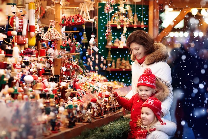 Magic Christmas Tour in Amsterdam