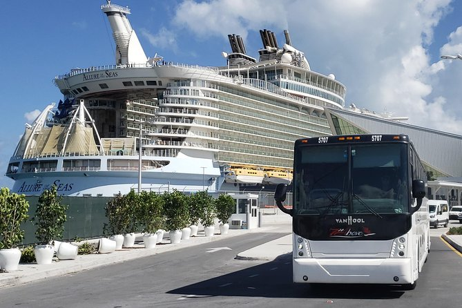 Airport to Cruise Group Transportation
