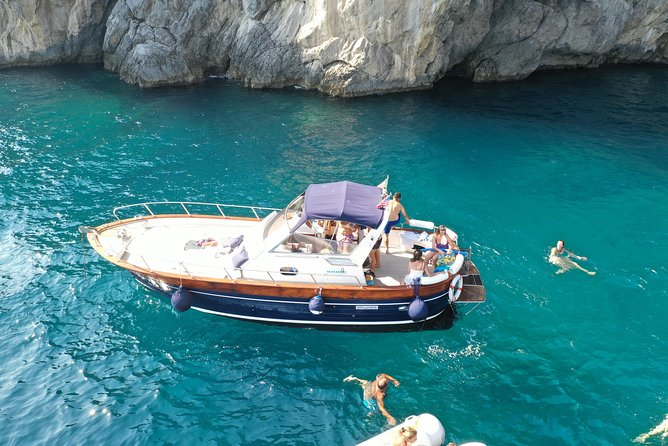 Positano e Amalfi exclusive cruise