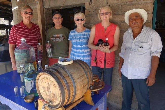 Oaxaca Mezcal Tour with Craft Beer and Cuisine Pairing