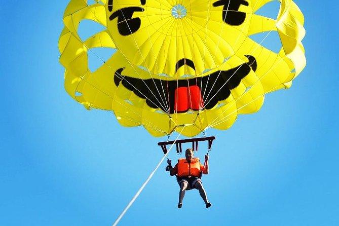 Parasailing - Boat Parachute With Private transportation - Sharm El Sheikh