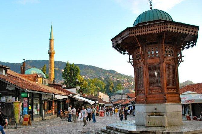 2N3D private WAR-HISTORY-CULTURE trip:Sarajevo-Mostar-Dubrovnik/Split/Kotor