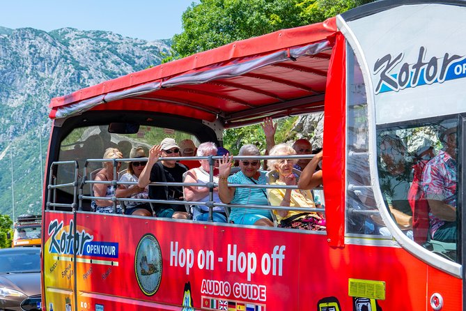 Hop on - Hop off Kotor Sightseeing tour photo 18