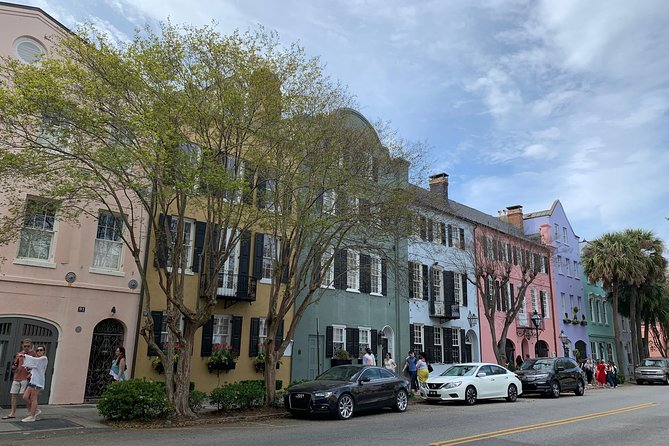 A Patriot's Story History Tour in Charleston