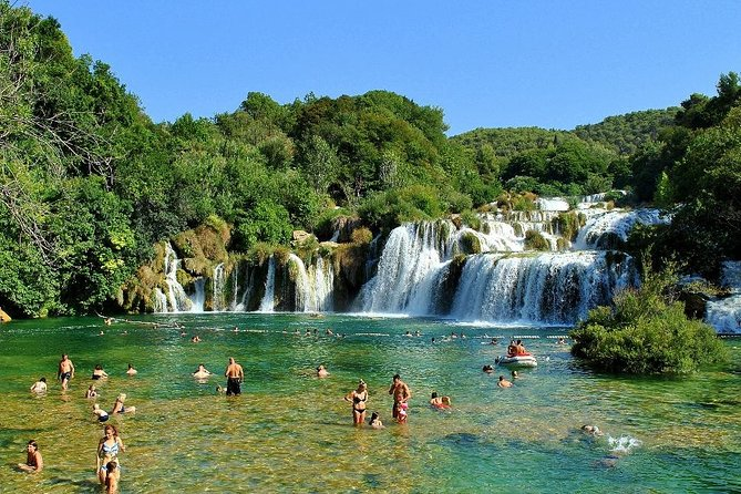 NP Krka Private Boat Experience