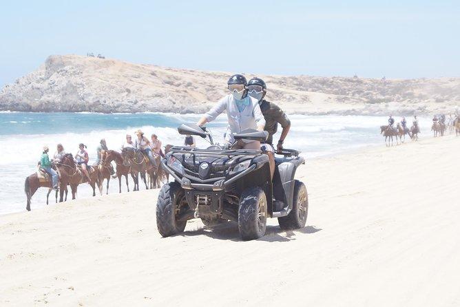 Cabo Candelaria Village Adventure (Double ATV)