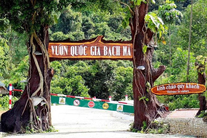 Hue - Bach Ma National Park Group Tour