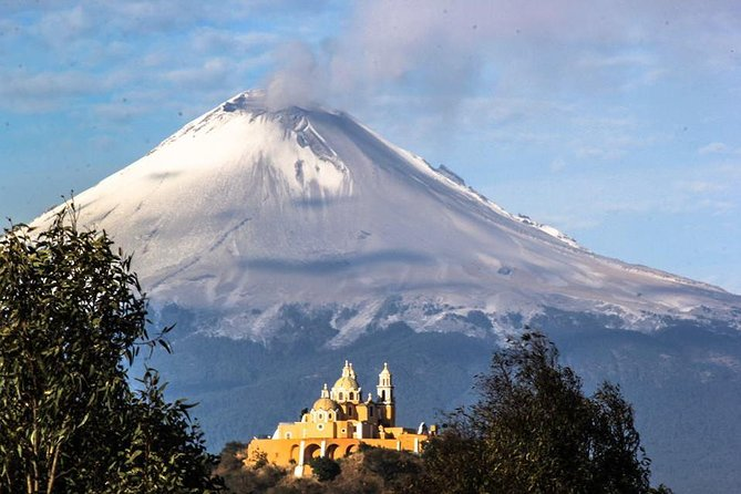 The Magic of Cholula and Tonanzintla (private tour)