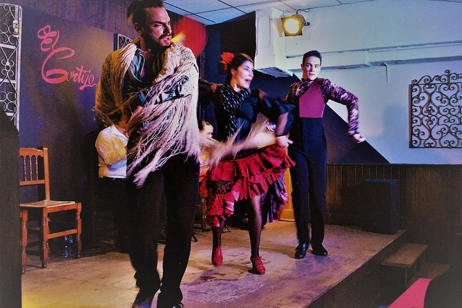 Flamenco Show with Drink