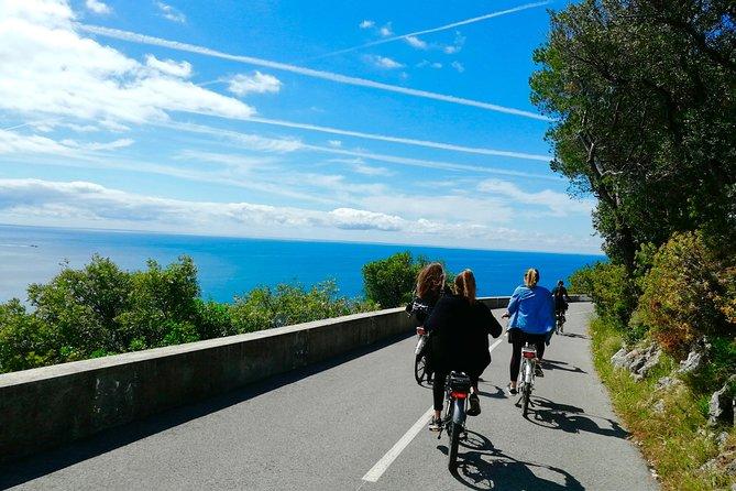 Fantastic Bay of Villefranche & billionaire's cape E-Bike Tour