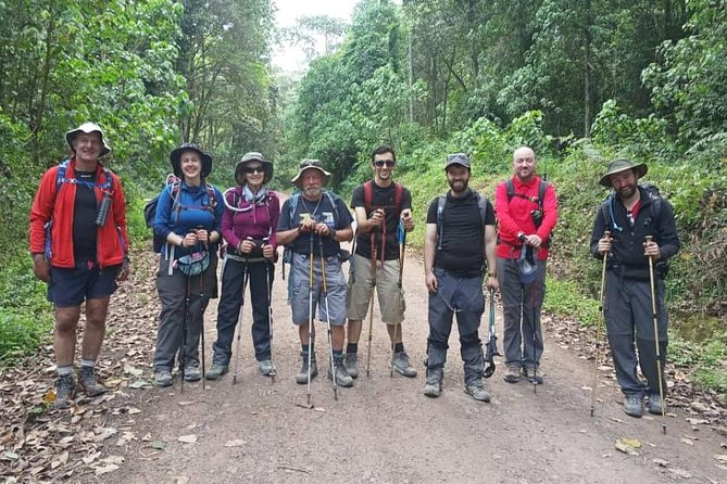Mount Kilimanjaro – Machame Route 7 days photo 1