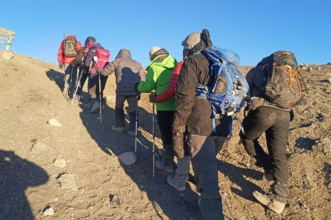 Mount Kilimanjaro – Machame Route 7 days photo 4