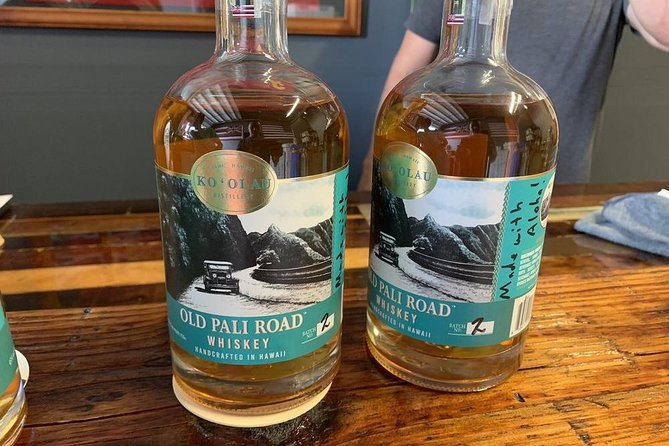 Skip the Line: Koʻolau Distillery Tour Ticket