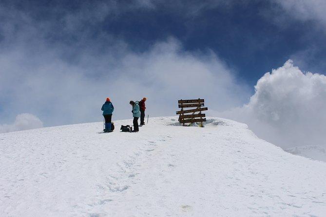 Kilimanjaro Rongai Route 6 Days
