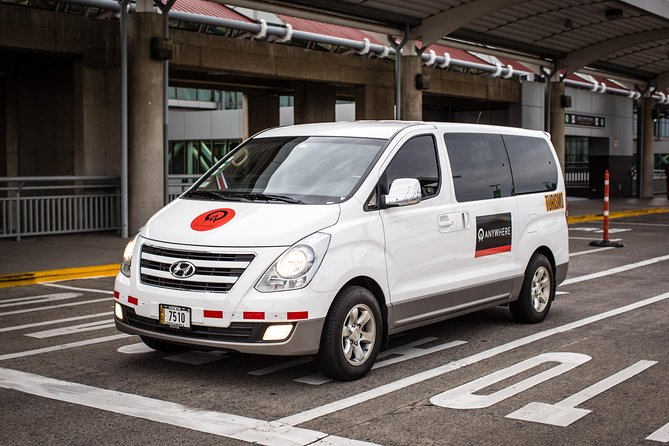Private Transfer from SJO Airport to Monteverde - Minivan